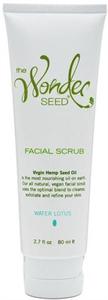 The Wonder Seed Hemp & Water Lotus Facial Scrub