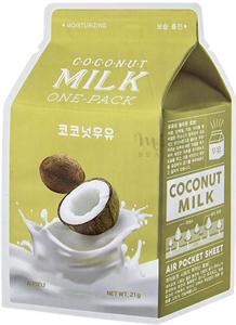 A'PIEU Coconut Milk Sheet Mask