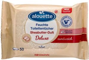 alouette Deluxe Nedves Toalettpapír - Sheavaj