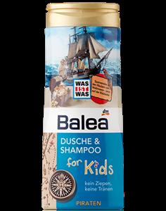 Balea Dusche & Shampoo Piraten For KIDS