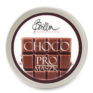 Brilla Choco Pro Natúr Csokoládé Maszk