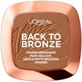 L'Oreal Paris Back To Bronze Matt Bronzosító Púder