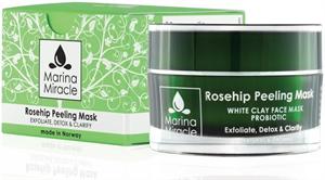 Marina Miracle Rosehip Peeling Mask
