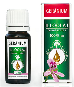 MediNatural Geránium Illóolaj