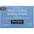 Neutrogena Shine-Control Blotting Sheets