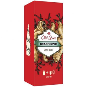 Old Spice Bearglove After Shave Spray