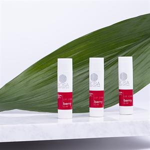 Rosa Herbal Skin Care Lip Care Berry