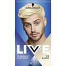 Schwarzkopf Live Permanent Lightener Ice Blonde Férfiaknak