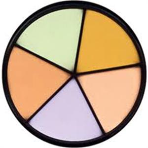 Sonya Cosmetics Concealer Wheel - Korrektorpaletta