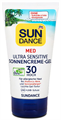 Sundance Med Ultra Sensitive Sonnencreme-Gel SPF30