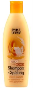 Swiss-O-Par 2in1 Méz és Tej Sampon