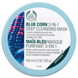 The Body Shop Blue Corn 3in1 Deep Cleansing Scrub Mask