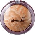 Alverde Clear Beauty Mattító Arcpúder