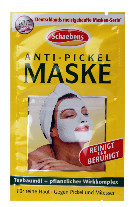 schaebens anti pickel maske pattan sok elleni maszk. Black Bedroom Furniture Sets. Home Design Ideas