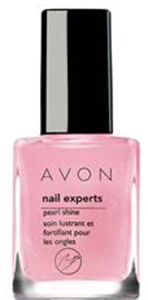 Avon Nail Experts Pearl Shine