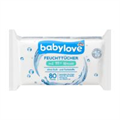Babylove Nedves Törlőkendő 99% Vízzel