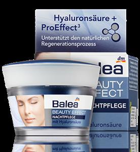 Balea Beauty Effect Nachtpflege