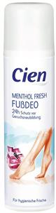 Cien Fußdeo Menthol Fresh