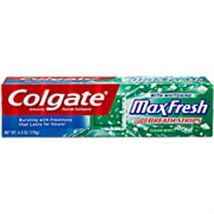 Colgate Max Fresh Clean Mint Fogkrém