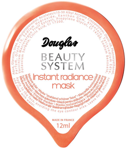 Douglas Beauty System Instant Radiance Mask