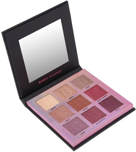 Beautybay The Collection Eyn Berry Shimmer 9 Colour Palette