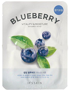 It's Skin, The Fresh Face Mask, Blueberry