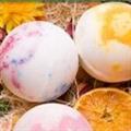 Szappansziget Jumbo Fürdőgolyó Csoki-Narancs