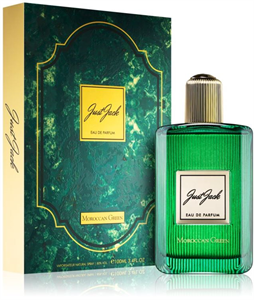 Just Jack Moroccan Green EDP