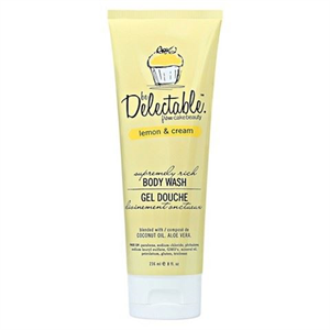 be Delectable Lemon & Cream Supremely Rich Body Wash