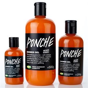 Lush Ponche Tusfürdő
