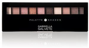 Gabriella Salvete Palette 10 Shades