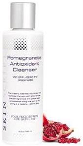Skin Script Pomegranate Antioxidant Cleanser