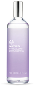 The Body Shop White Musk Testpermet