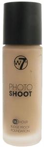 W7 Photo Shoot 16 Hour Budge Proof Foundation