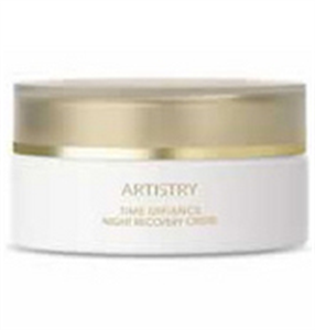 Artistry Time Defiance Night Recovery Creme