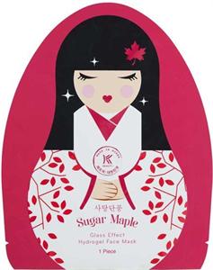 Avon Sugar Maple Glass Effect Hydrogel Face Mask