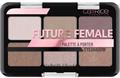 Catrice Future Female Palette À Porter Eyeshadow Palette Mini Szemhéjpúder Paletta