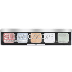 Catrice Glowdoscope Highlighter Paletta