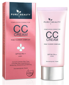 Pure Beauty CC Cream SPF30/PA++