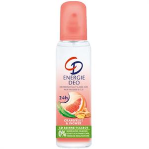 CD Energie Grapefruit és Gyömbér Pumpás Dezodor