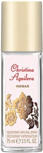 Christina Aguilera Woman Deodorant Natural Spray