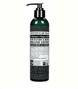 Dr. Bronner'S Bio Pacsuli-Lime Testápoló