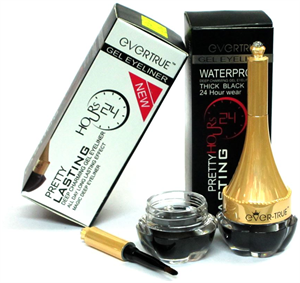 Evertrue Gel Eyeliner Waterproof