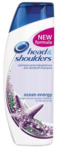 Head & Shoulders Ocean Energy Hajsampon