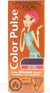 L'Oreal Paris Color Pulse Tartós Hajszínező Hab