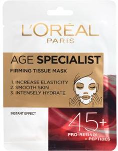 L'Oreal Paris Age Specialist 45+ Szövetmaszk