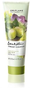 Oriflame Love Nature Krémes Arctisztító Olívaolajjal