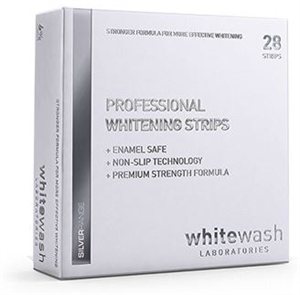 WhiteWash laboratories Professional Teeth Whitening Strips