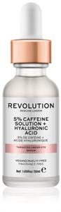 Revolution Skincare 5% Caffeine Solution + Hyaluronic Acid Targeted Under Eye Serum