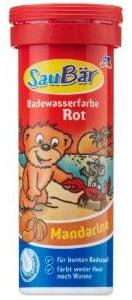 SauBär Badewasserfarbe Fürdővíz-Színező Tabletta